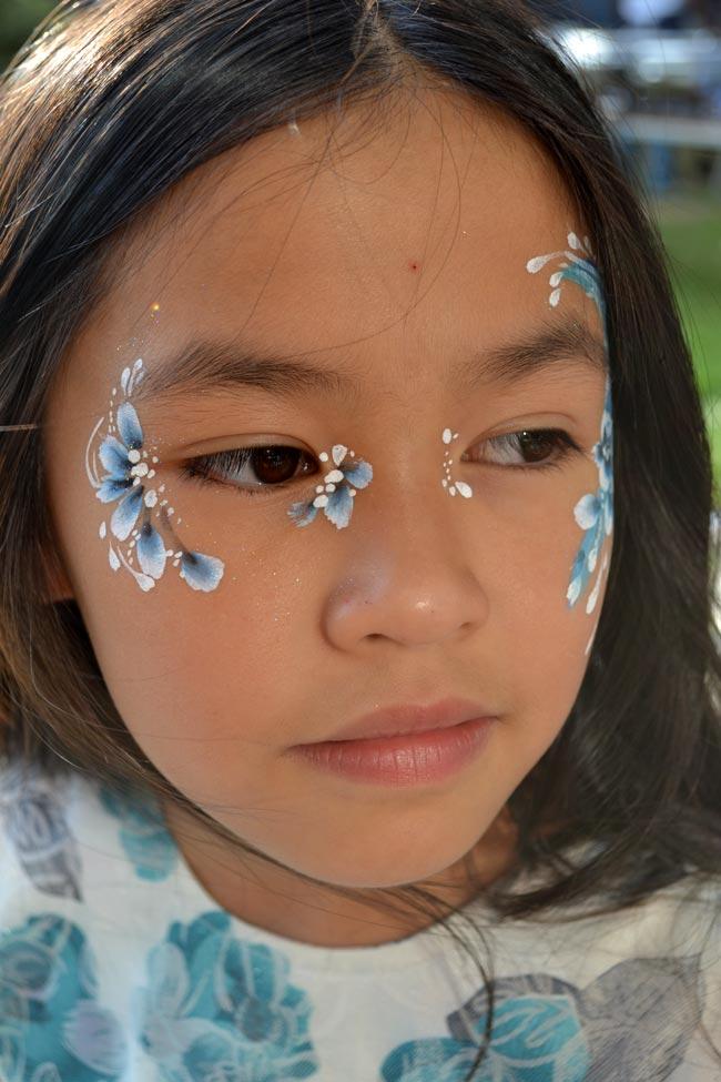 Face Painting London Sparkles Facepainter